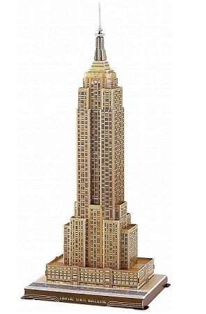 Puzzle Empire State Building Amazon