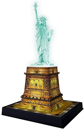 Puzzle Estatua de la Libertad Amazon