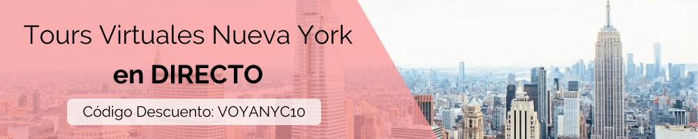 Tour Virtual Nueva York