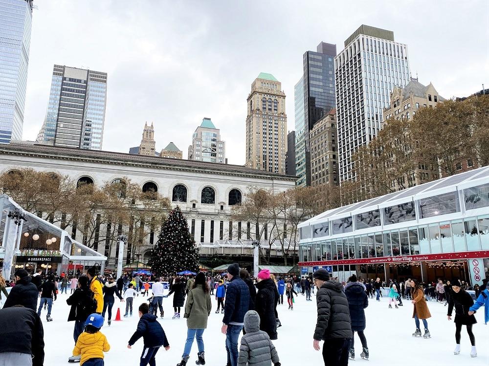 Tour Virtual Nueva York Navidad