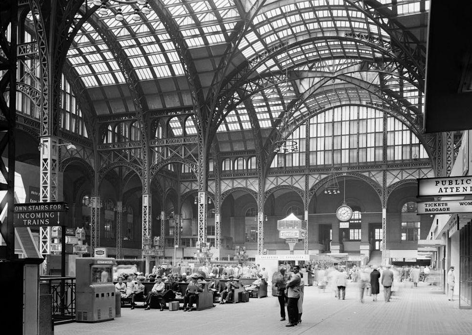 Penn Station Wikipedia