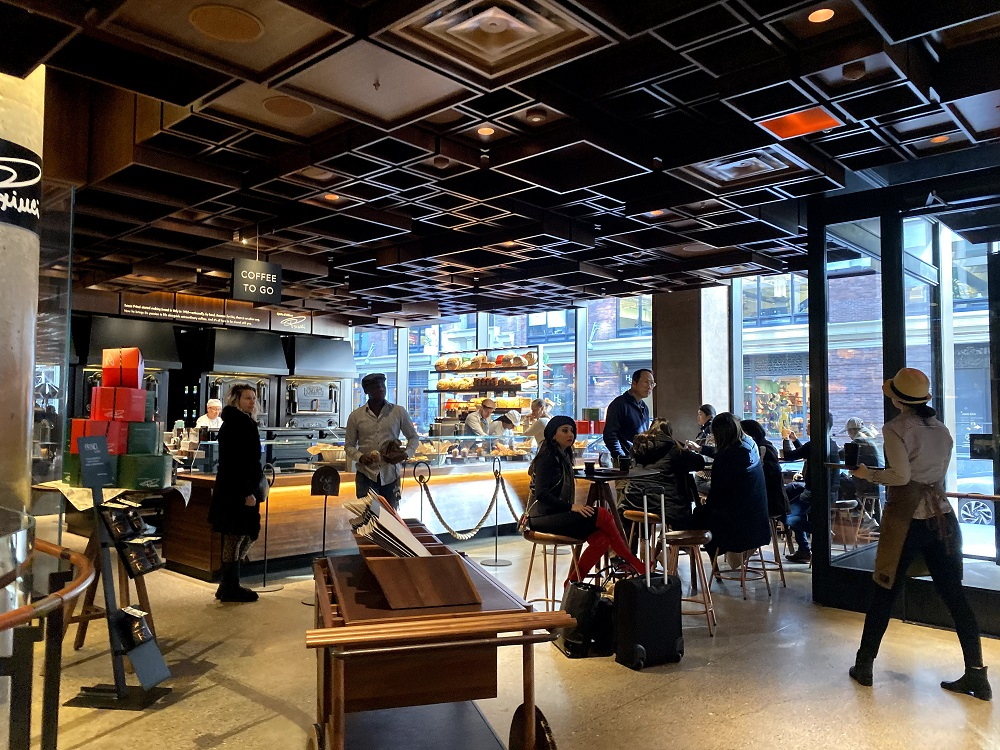Starbucks Nueva York