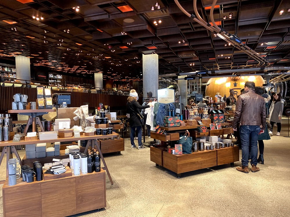 Starbucks Reserve Roastery Nueva York