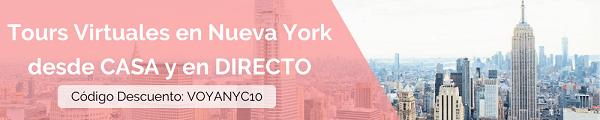 Tour Virtual de Nueva York