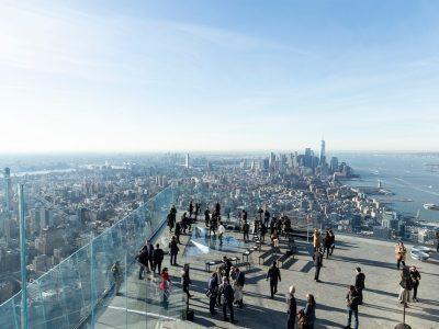 The Edge en Nueva York… ¡alucina con las vistas!