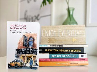 Libros de Nueva York: novelas y guías diferentes