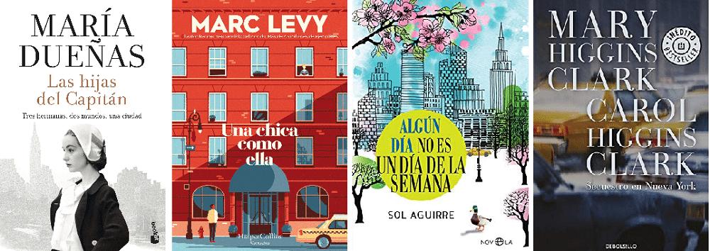 Libros de Nueva York