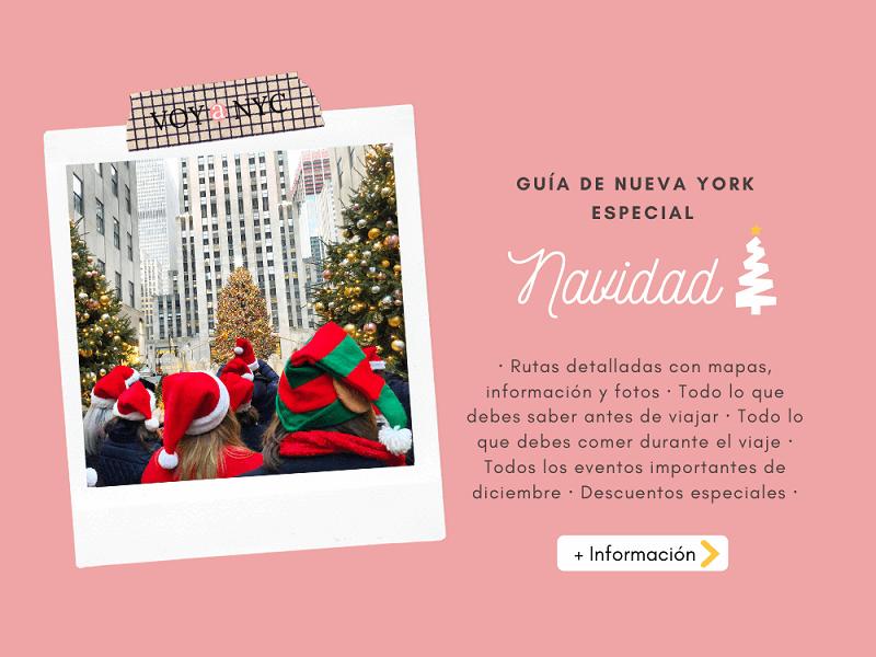 Guía de Navidad de Nueva York