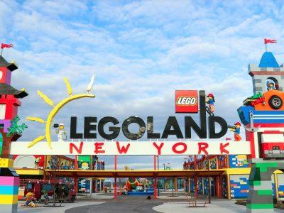 Legoland en Nueva York ¡un nuevo parque de atracciones!